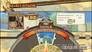 One Piece Pirate Warriors 3 Legend Diary Guide: Episode 1 Introduction And Prologue