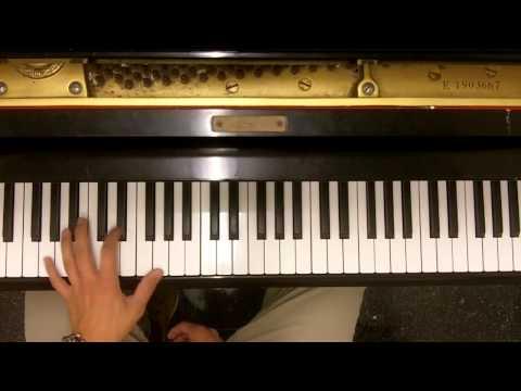 Use Somebody Piano Tutorial