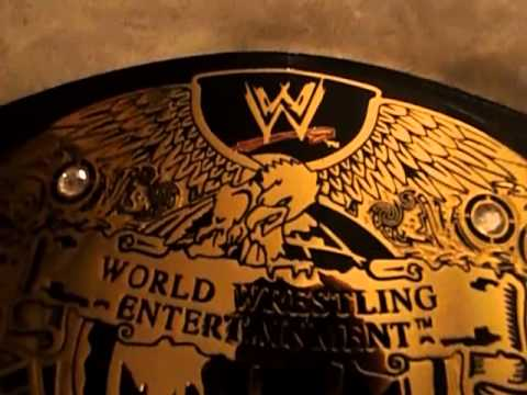 WWE Undisputed V2 Replica Belt Review - YouTube