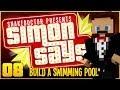 "Simon Says ""Build a Swimming Pool"" with AshDubh (Magic Animal Club Server) [8]"