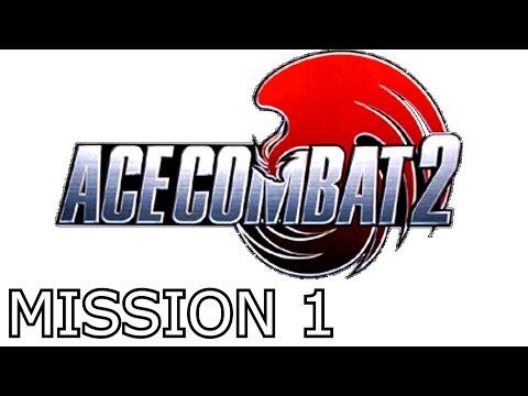 Ace Combat 2   Mission 1   Operation Gambit