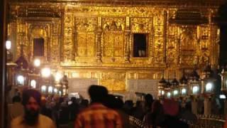 A Pilgrimage To Golden Temple. Amritsar,Punjab , India