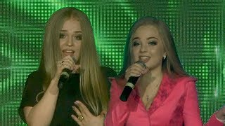 Анастасия и Виктория Петрик. Mercy. 06.03.2018.