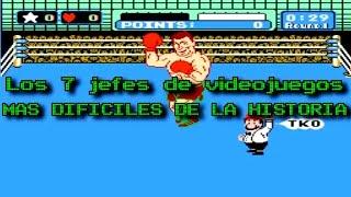 Las 7 peleas de jefes más difíciles en la historia de los videojuegos