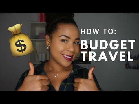 Save Money While Traveling 👌🏾