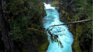 Silver Falls, Mount Rainier National Park (HIGH FLOW)