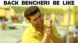 Back Benchers Story On Bollywood Style Bollywood Song Vine