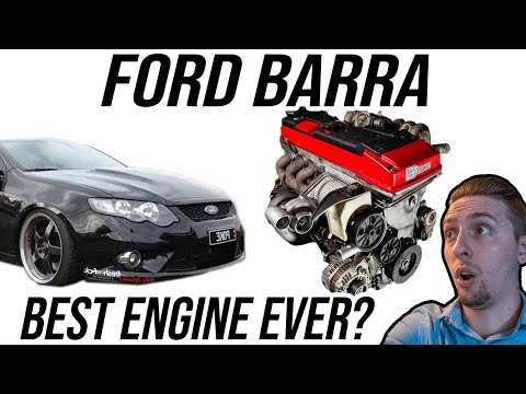 Ford Barra: Best Engine Ever? | Everything You Need to Know