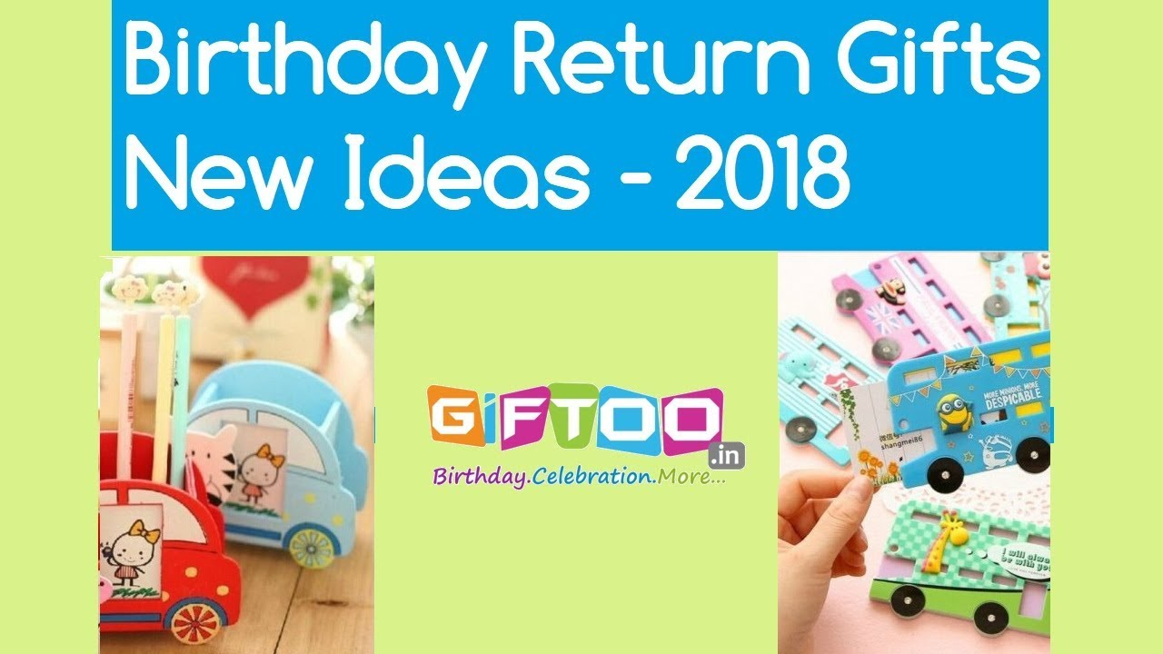 New Birthday Return Gifts Ideas 2018 Online Shopping India Tooin