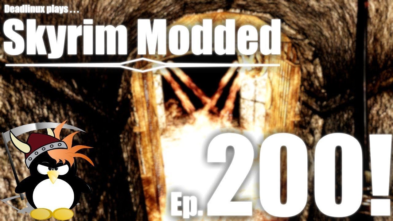 The Secrets of Alftand - Skyrim Modded Ep 200 Season 2 Finale