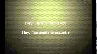 Running Around in my Dreams - Tyrone Wells (sub español-ingles)