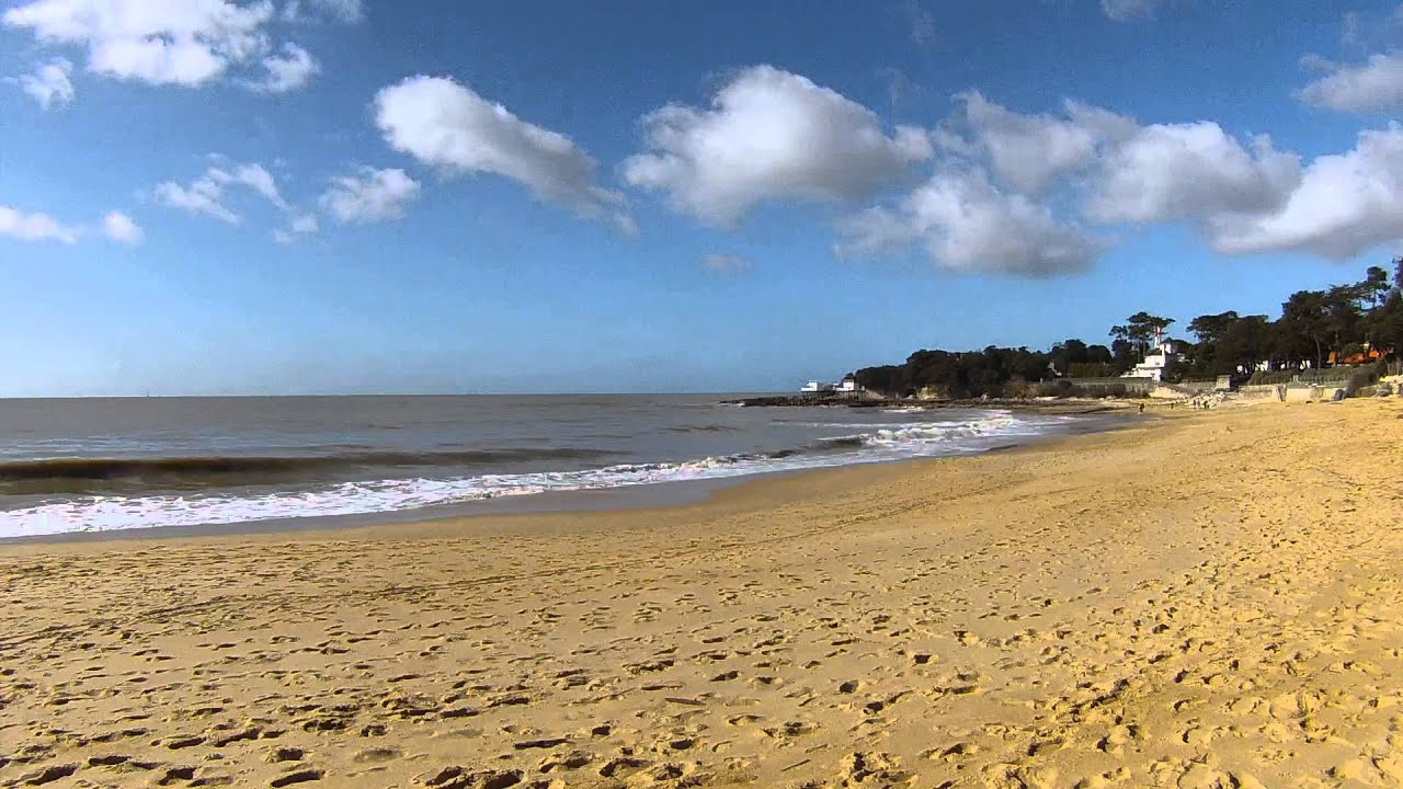 Time lapse plage du platin saint palais sur mer youtube - Office du tourisme saint palais sur mer ...