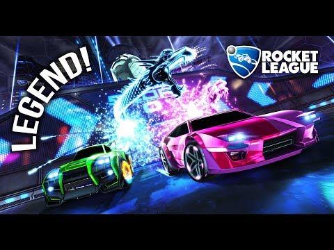 GAME LEGEND KEMBALI~! 2018! (Rocket League Malaysia) - w/ Joew & Special
