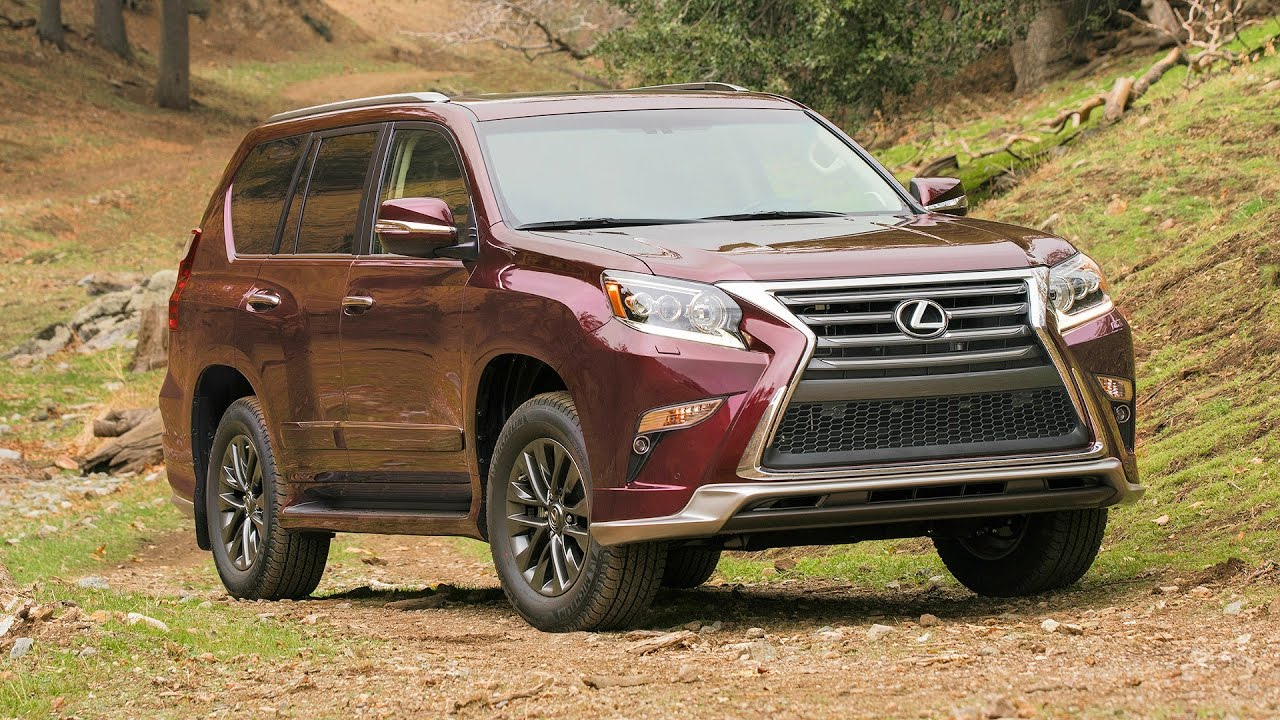 2017 lexus gx 460 premium trail eating luxury suv youtube. Black Bedroom Furniture Sets. Home Design Ideas