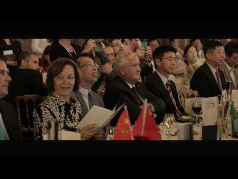 Jean-Pierre Raffarin au Chinese Business Club