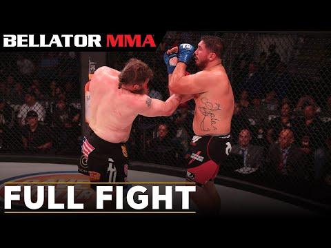 Bellator MMA: Roy Nelson vs. Javy Ayala - FULL FIGHT