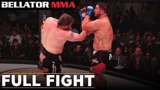 Bellator MMA: Roy Nelson vs. Javy Ayala - FULL FIGHT