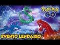 GROUDON E KYOGRE VOLTARAM COM UM EVENTO! - Pokémon GO