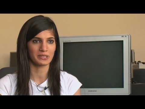 Iraqi student hopes to re-build Iraq