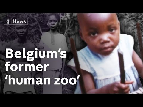 Inside the world's 'last colonial museum' in Belgium