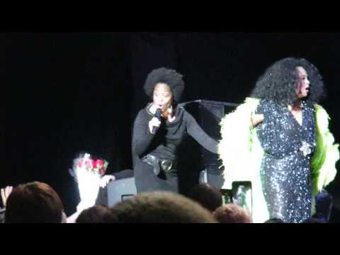Diana Ross   Reach Out & Touch (Encore) - 20150203 - King's Theater, Brooklyn NY