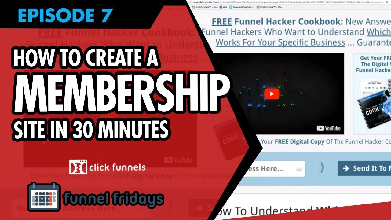 How To Create A Membership Site In 2018 In Less Than 30 Minutes