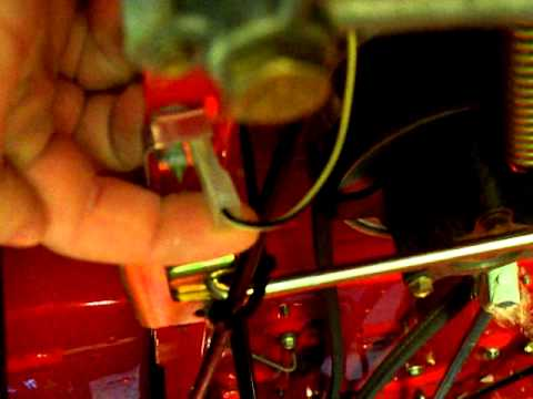 hqdefault disabling the reverse safety feature on 2010 troy bilt pony youtube Troy-Bilt 42 Riding Mower at bakdesigns.co