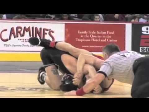 Mike Derin Wrestling Highlights 2012-2014