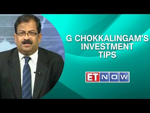 All About Stocks - G Chokkalingam's Investment Tips