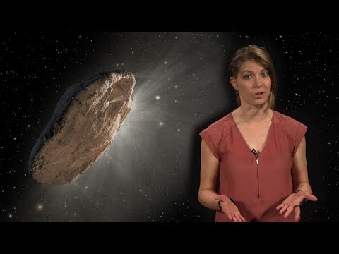 Is 'Oumuamua an Interstellar Asteroid or Comet?