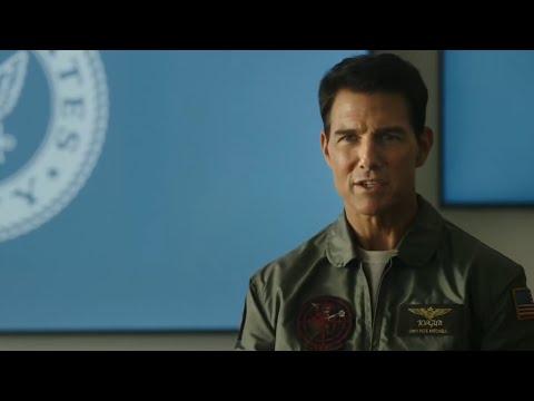Xa está aquí o tráiler de 'Top Gun: Maverick'