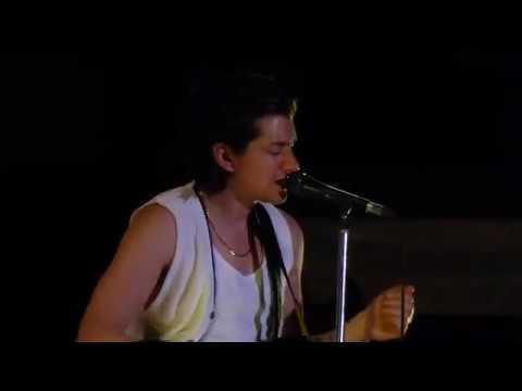 Arctic Monkeys - Knee Socks @Red Hat Amphitheater, Raleigh NC 16Jun2018