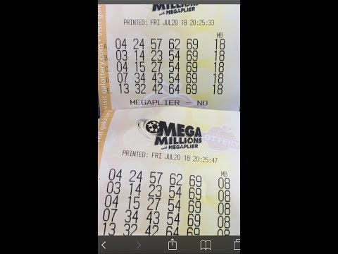 Mega Millions Lottery Using The Secret Code Or Code Dster 57 Was A Success!