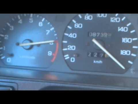 Honda CRX VTEC B16A2 Swap