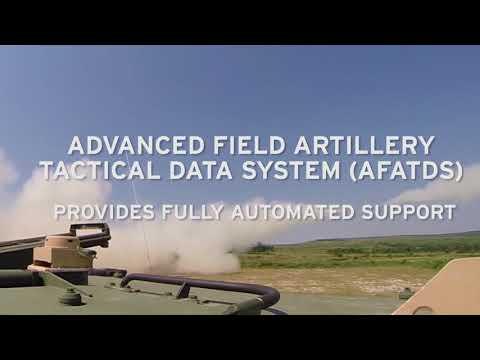 Advanced Field Artillery Tactical Data System (AFATDS)