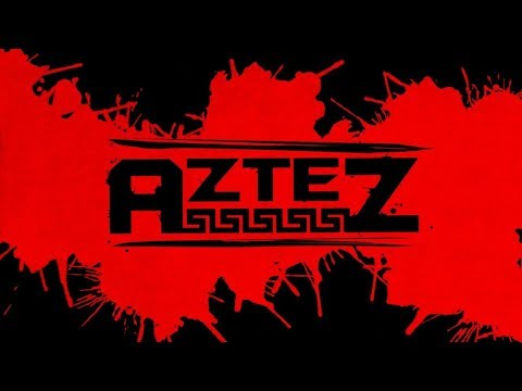 Aztez - Aztec sidescrolling brawler turn-based strategy game, what?