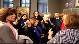 أخبار اليوم |« الآثار » تقيم احتفالاً بمناسبة افتتاح « متحف الفن الإسلامي»