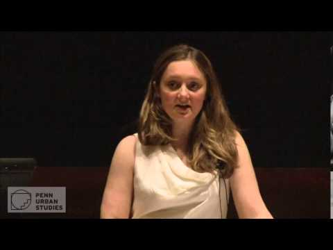 Alice Goffman | 2014 Annual Public Lecture | Penn Urban Studies