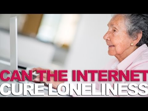 Can The Internet Cure Loneliness In The Elderly?