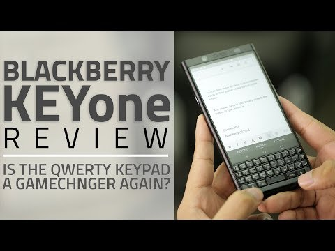 BlackBerry KEYone Review | QWERTY Keypad, Camera, Specifications, and More