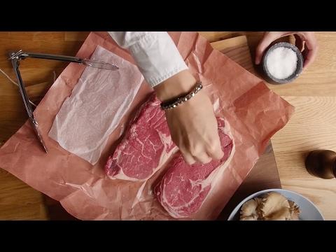 Perfect Bistro Steak Recipe | How To Make Bistro Steak | Jamie Geller