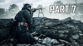 Battlefield 1 Walkthrough Part 7 - Brothers (PC Ultra Let's Play Commentary)