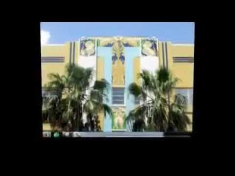 Art Deco Historic District in  Florida