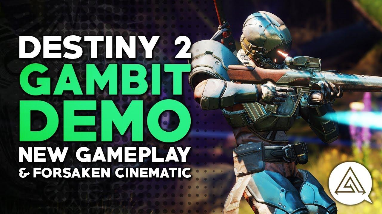 Destiny Free Demo