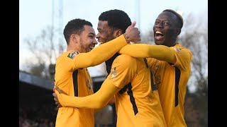 Official TUFC TV | Hampton & Richmond 0 - 3 Torquay United 22/12/18