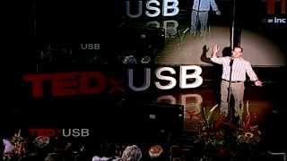 El valor de los problemas: Bobby Comedia at TEDxUSB