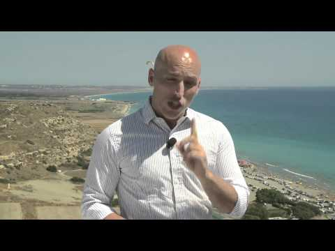 Reporting for CCTV News, Roee Ruttenberg in Cyprus on the implications of natural gas