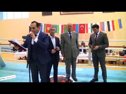 EURASIA CHAMPIONSHIP - Opening Ceremony