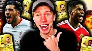 DET BILLIGSTE & BESTE LAGET PÅ FIFA 17 FOR 15 000 COINS?!