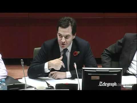 George Osborne attacks Tobin tax